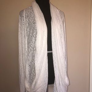 Free People Cardigan, lounge or casual. Cozy!